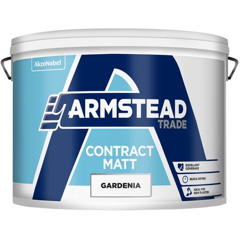 Armstead Trade Contract Matt Gardenia 10 Litres