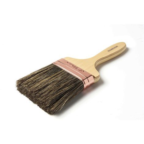 Hamilton Prestige Pure Synthetic Paint Brush (choose size)
