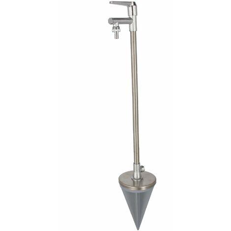 Mobiler Wasserhahn / Standventil für den Sommerbetrieb