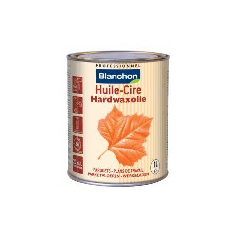 Huile Cire Blanchon - Naturel 1L - Plusieurs modèles disponibles