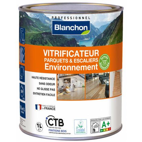 Vitrificateur Parquet Environnement  - Blanchon