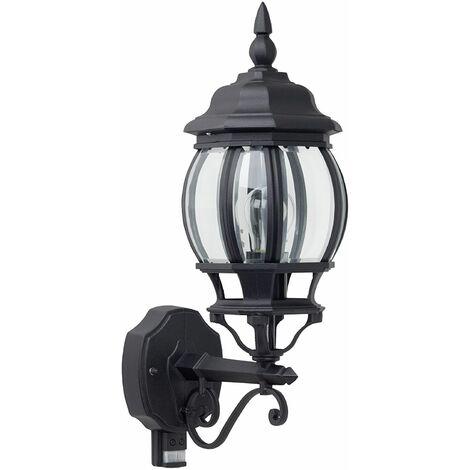 Außenleuchte Wandlampe mit Bewegungsmelder Brilliant Istria 48697/06