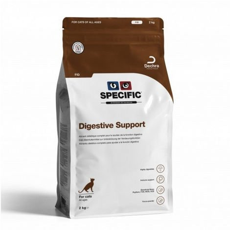 Croquettes Specific pour chats FID DIgestive Support Sac 2 kg
