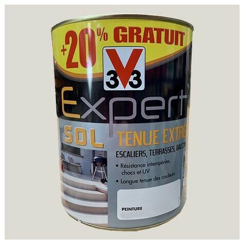 V33 Expert Sol Tenue Extrême 3L Craie 3L - Craie