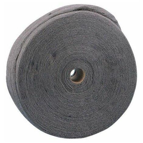 Lana acciaio americana bobina kg 1 grana fine levigare pulire edilizia