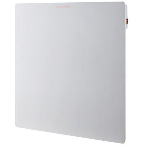 Stufa/Convettore/Termoconvettore/Pannello elettrico riscaldante in fibroceramica 425W Vinco - EcoQuadro Basic