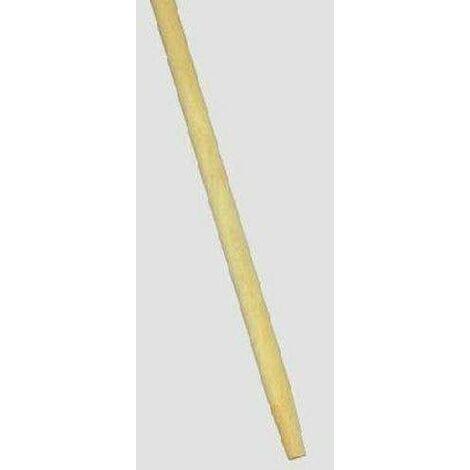 Manico rastrello in legno - 150 cm - ø 26 mm