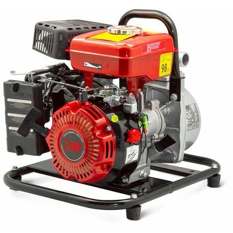Pompe à eau thermique 4 temps 79.6cc 7000l/h Maste