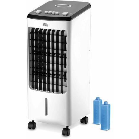 Rafraichisseur d'air Cool Clima 80W - 3L