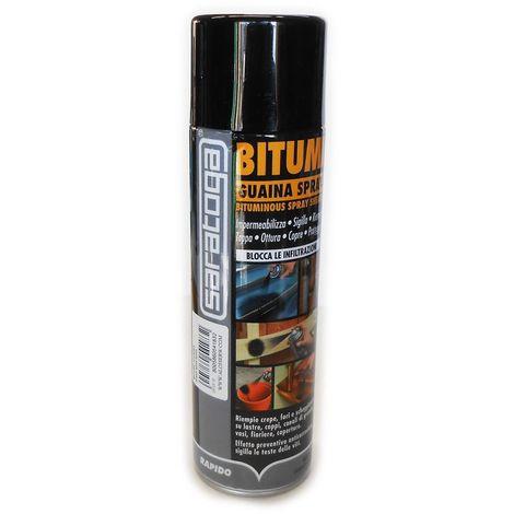 Bitumi' 500ml guaina impermeabilizzante sigillante spray