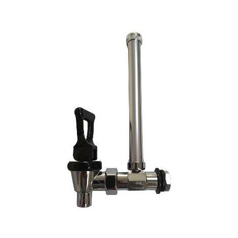 Purificateur d'eau à gravité British Berkefeld 8,5 L équipé de 4 cartouches atc supersterasyl