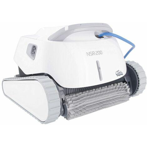 Robot piscine NOVARDEN NSR200 Dolphin - White