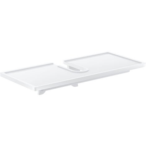 Grohe Euphoria System Tablette GROHE EasyReach, Blanc (26362LN0)