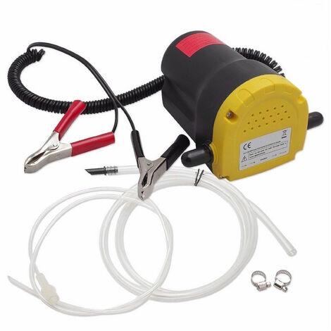 Bomba 12V Extractora De Aceite-Gasoil Aspiracion / Extraccion / Trasvase Gasoil