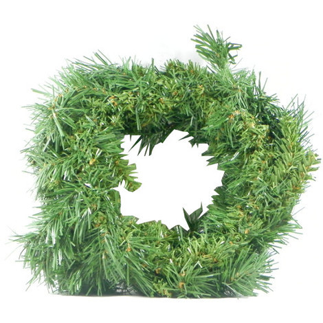 Christmas Pine Wreath 41cm