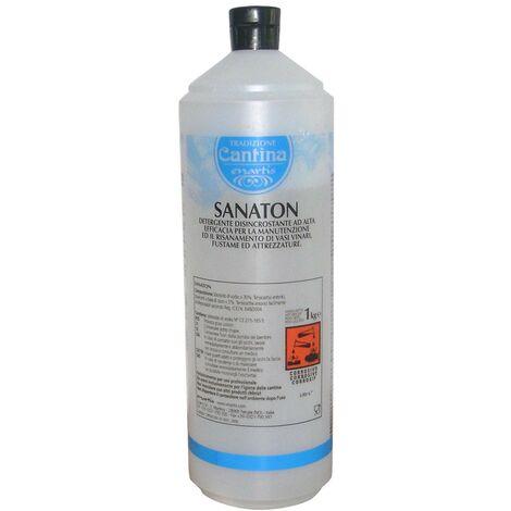 Detergente sanaton lt.1 detergente per botti vasche acciaio vetroresina cemento - Salone