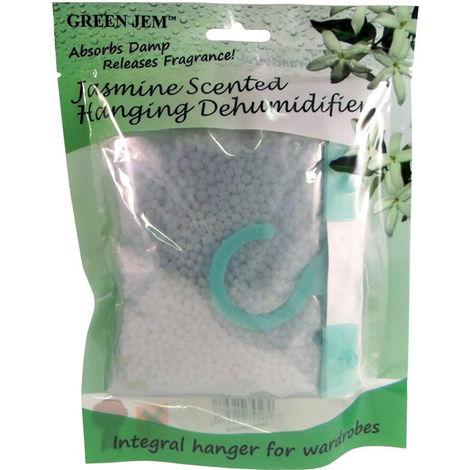 Green Jem 500ml Jasmine Scented Hanging Dehumidifier