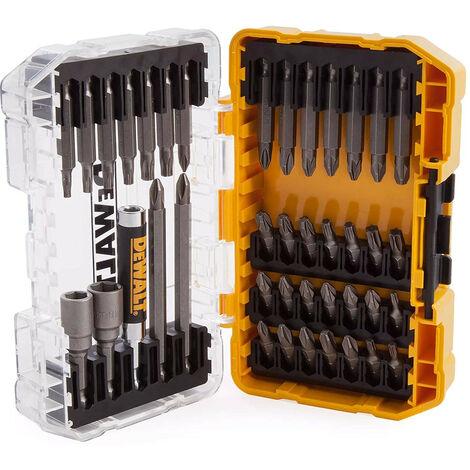 Juego de puntas para atornillar Tough Case DeWALT DT70702-QZ (40 piezas)