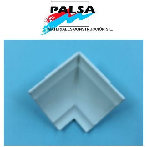 PERFIL ESCOCIA 42 mm PVC 2 PIEZAS
