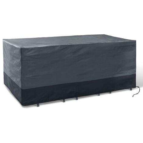 Housse de protection pour table rectangulaire 250 x 200 x 74 CM