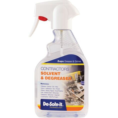 Contractor's Solvent & Degreaser