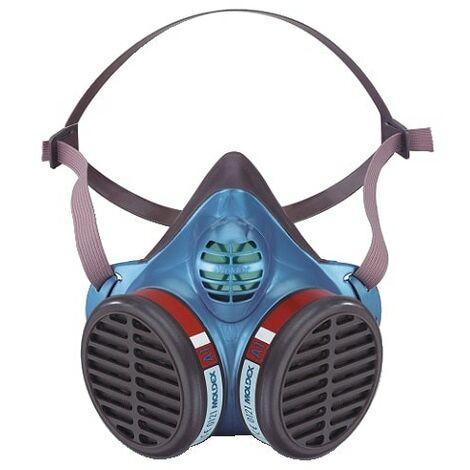 Moldex 5174 (M/L) Disp Gas/Vapour Pre-assembled Half Mask