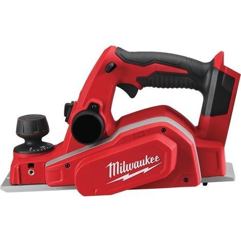 Milwaukee rabot 18 v - m18 bp-0 - 4933451113 solo