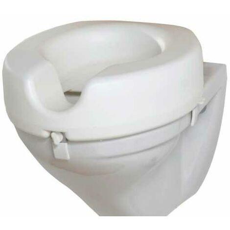 Raised toilet seat Secura WENKO