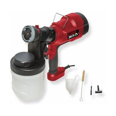 Lumberjack Electric Paint Sprayer Gun 900ml Adjustable Valve Knob