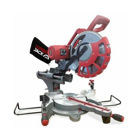 "Lumberjack SCMS305DB 12"" Double Bevel Sliding Compound Mitre Saw"