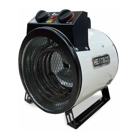 Autojack 3KW Electric Fan Heater