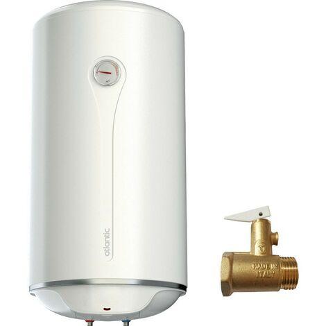 Chauffe-eau électrique Atlantic Ego 80 Litres Vertical 851183