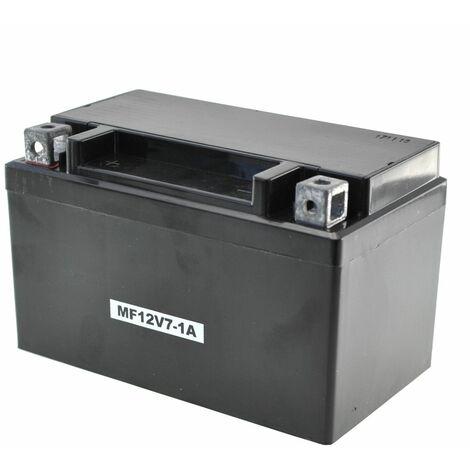 Bateria Moto MTX7A-(YTX7A-BS GEL)