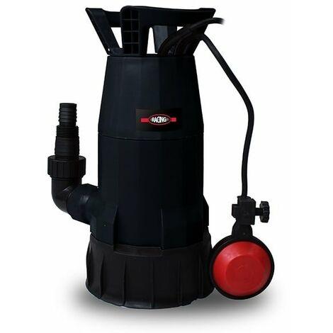 RACING Pompe immergée eaux chargées 750W RACPE750
