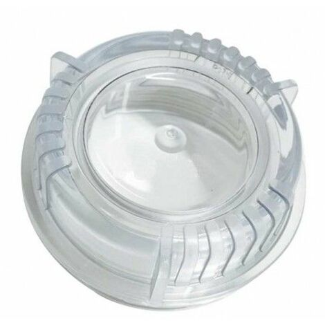 Couvercle de pompe à eau transparent Gardena