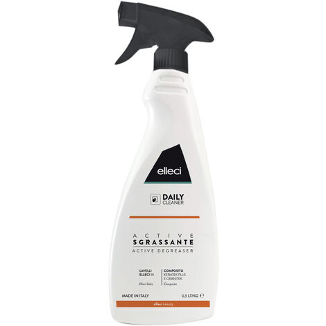 Detergente TOTAL CLEAN per il trattamento e pulizia dei lavelli in COMPOSITO