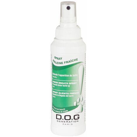 Spray haleine fraîche Dog génération