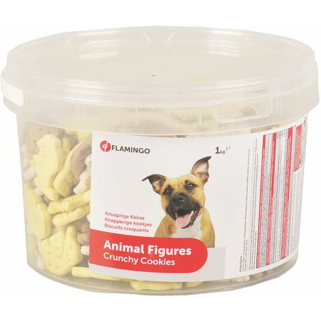 Biscuits figures animaux 1kg