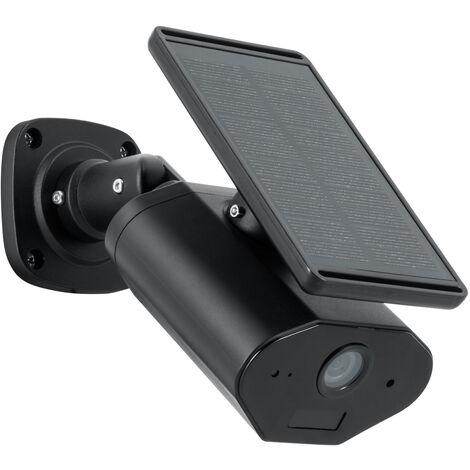 Caméra de surveillance extérieure WIFI Solaire - Batilec