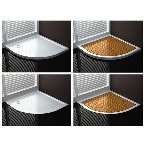 Box doccia con doppia porta battente cristallo 8mm h.195cm PURA DUO