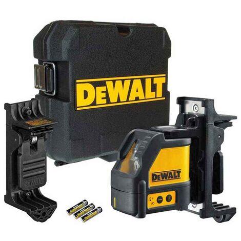 Dewalt DW088K 2 Way Self-Levelling Ultra Bright Cross Line Laser