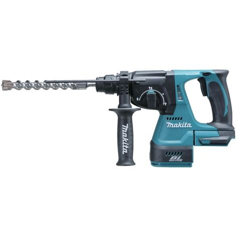 Makita DHR242Z 18V LXT Brushless 24mm SDS+ Rotary Hammer Drill (Body Only)