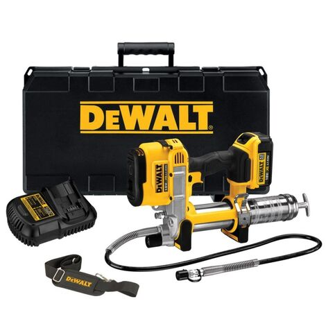 Dewalt DCGG571M1 18v XR Li-Ion Cordless Grease Gun