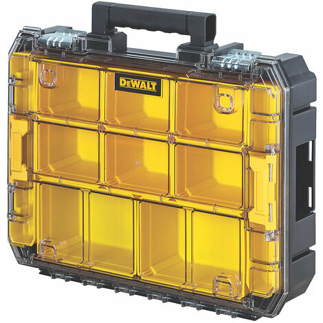 DeWalt DWST1-71194 T-Stak V Clear Lid Tool & Fixings Organiser Box