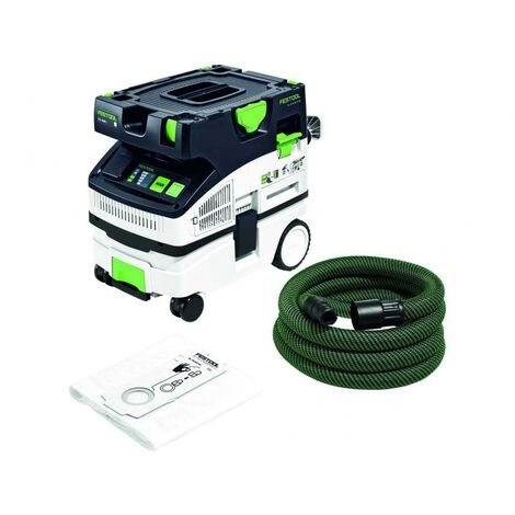 Festool 574843 CTLMINIIGB240V 240v MINI I CLEANTEC Mobile Dust Extractor