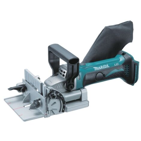 Makita DPJ180Z 18V LXT Cordless Biscuit Jointer (Body Only)