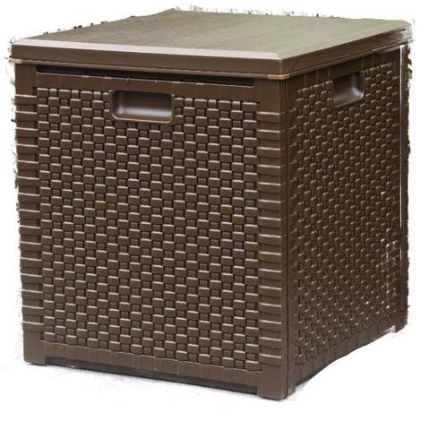 Rattan Storage Box