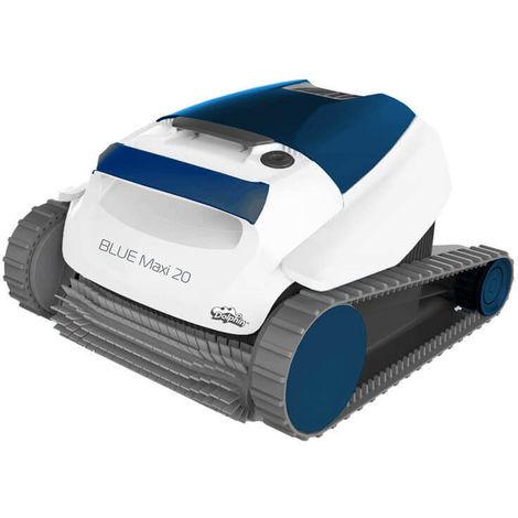 Dolphin Blue Maxi 20 robot limpiafondos piscina