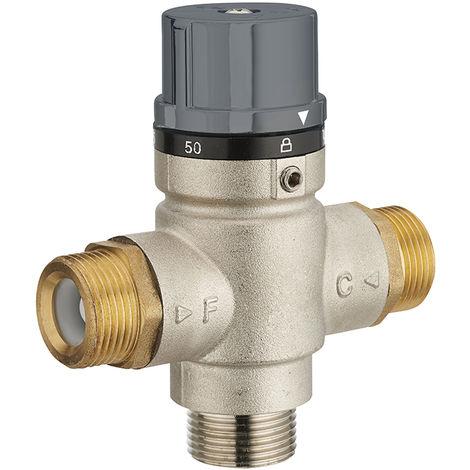 """mezclador termostático para calentadores de agua M G3/4"""""""