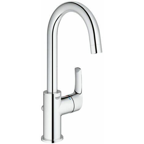 """GROHE Eurosmart - Mitigeur monocommande pour lavabo 1/2"""" taille L 23537002"""
